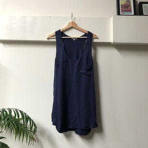 BB Dakota Blue Tank - L